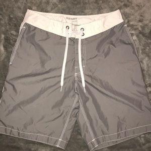 Old Navy Board Shorts/swim Small